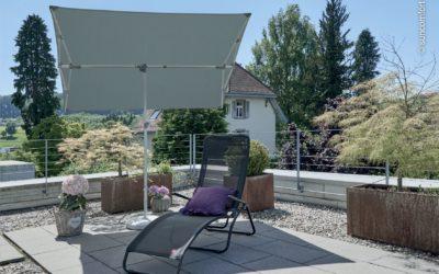Les alternatives existantes de parasols pour balcon