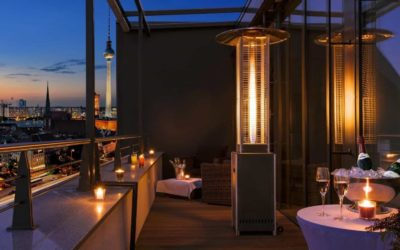 L'importance des parasols sur les terrasses des restaurants