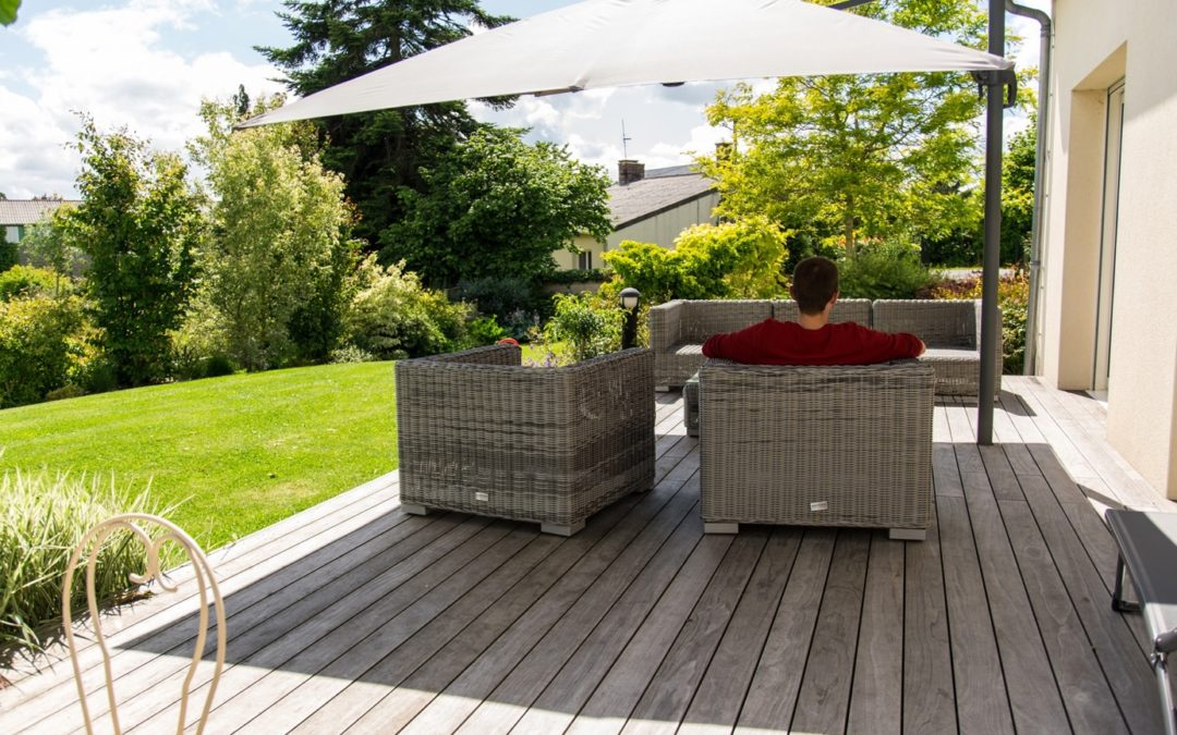 tendance et design terrasse