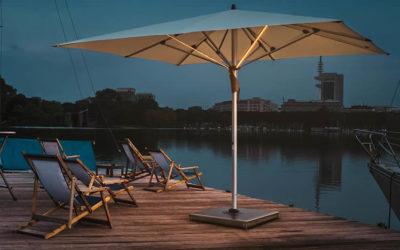 Pourquoi choisir un parasol rectangulaire?