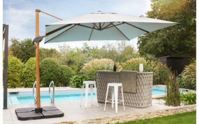 Les astuces pour bien choisir son parasol de jardin